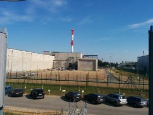Kietųjų radioaktyviųjų atliekų tvarkymo ir saugojimo kompleksas B34